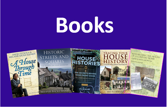 Books about house histories and street studies